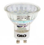 LEDPOL Halogen LED21 SMD GU10 zielony